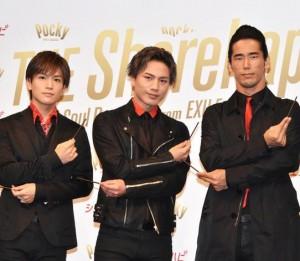 三代目 ポッキーの日 イベント 動画がニコ生の再放送で見られてシェアハピ!!