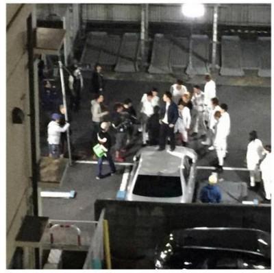 山下さんの乱闘シーンは八王子で撮影されていた!