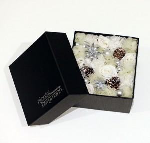 岩田さん✩ニコライバーグマン プリザーブドフラワーボックス