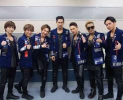 三代目JSB テレビ出演情報 2016.3月ミュージックフェア2600回記念コンサート